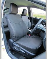 Toyota Prius 5 Seater Tailored Waterproof Leather Look Seat Covers