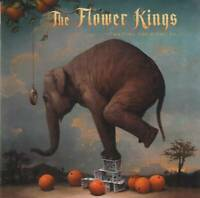 THE FLOWER KINGS - WAITING FOR MIRACLES (2019) Swedish Prog Rock 2CD+FREE GIFT