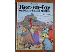 Bec en Fer au Mont Saint Michel, Jean Louis Pesch, Le Lombard EO 1988