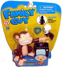 Family Guy Create-A-Figure Evil Monkey Figure MIB Walgreens Exclusive Death Part