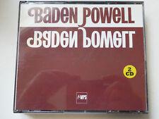 BADEN POWELL <>  Baden Powell  <> VG++ (2CD)