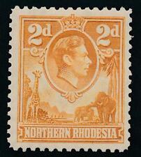 Northern Rhodesia 1938 SG 31 MM cat. £50