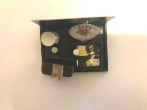 Dollhouse Schokoset 4-tlg. 4228 Reutter Porcelain Dollhouse Furniture Dollhouse