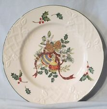Mikasa English Countryside Festive Sprit Salad Plate