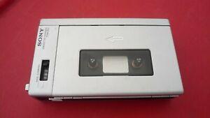 Sony TCM-600 Walkman Cassette Recorder pre TPS-L2 NEAR MINT Turn On  need belts
