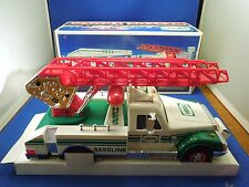 Vintage 1994 Hess Toy Rescue Truck with Emergency Siren & Head and Tail Lights