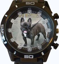 French Bulldog New Gt Series Sports Unisex Gift Wrist Watch