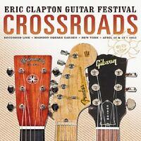 ERIC CLAPTON - CROSSROADS GUITAR FESTIVAL2013 2 CD NEU