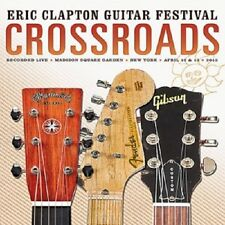 Eric CLAPTON-CROSSROADS GUITAR FESTIVAL 2013 2 CD NUOVO