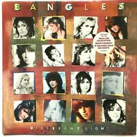 BANGLES - Different Light - 1986 Vinyl LP Album (Manic Monday, Egyptian) / VG+