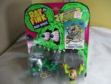 1990 Kenner Ed Roth Rat Fink Rad Rods Drag Lover in His Turbo Tank