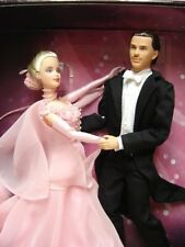 B2655 Limited Edition Fashion Dolls  The Waltz Barbie and Ken Giftset 2003, MINT