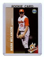 06' Mark Melancon Hawaii Winter League Rookie Baseball Card Washington Nationals