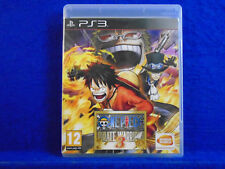 ps3 ONE PIECE Pirate Warriors 3 Action REGION FREE Pal English