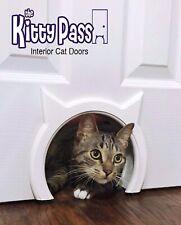 The Kitty Pass Interior Cat Door, Pet Door