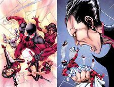SPIDER-FORCE 1, 2 Shane Davis Cover A Spider-Geddon Tie In Marvel 2018 NM+ 11/21