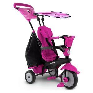 SmarTrike Safari Premium Flamingo 4-in-1 Trike