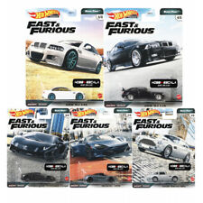 Hot Wheels 1:64 Fast & Furious 2020 Euro Fast K case
