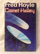 Fred Hoyle - Comet Halley - Michael Joseph Uncorrected Proof in D/W, 1st 1984