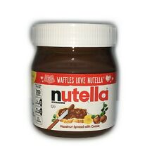 13 oz Bottle Nutella/Hazelnut Spread/With Cocoa/Chocolate/Gluten Free/Kosher