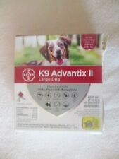 Bayer K9 Advantix Ii Flea and Tick Control Treatment for Dogs. Large Dog 4-doses