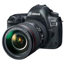 Canon 5D Mark IV 30.4MP EOS DSLR Camera (Body Only) - Black