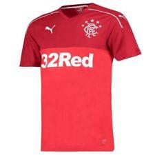 Camiseta de fútbol de clubes internacionales 2ª equipación rojos