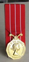 Canada - CD , Canadian Decorations Medal ,  Court Mounting Full Size Replacement