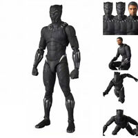 Of Wakanda Legends Cartoon Action Figure Model Black Panther Cartoon Toy Doll US
