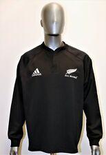 Maillot manches longues Nouvelle Zélande ALL BLACKS Adidas 2005 taille L