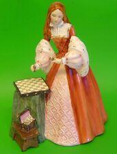 Royal Doulton Figurine Limited Ed PRINCSS ELIZABETH HN3682 - Tudor Roses Series