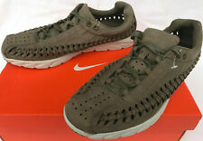Nike Mayfly Woven 833132-200 Olive Marathon Running Sneakers Shoes Men's 9.5 New