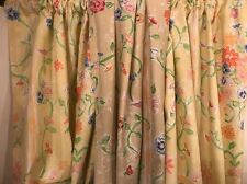 "VTG Lot of 3 West Point Stevens inc MARTEX Curtains Lined Panels 41""x 87"" USA"