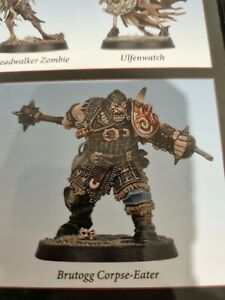 Brutogg Corpse-Eater - Warhammer Quest: Cursed City, AoS, Cities of Sigmar, Ogor