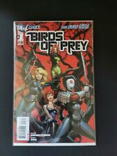 Birds Of Prey #1 - 2nd Print - Vol.3 - New 52 - DC Comic - NM
