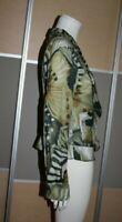 MARC CAIN, Jacke Blazer in Camouflage, Gr. N5, 42,FRÜHLING SOMMER, W NEU