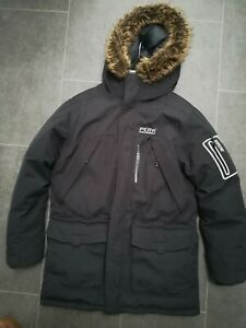 PEAK PERFORMANCE R&D GORETEX EXPEDITION PARKA Goose Down Jacket Size L