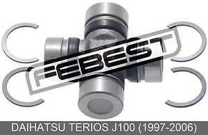 Universal Joint 22X35 For Daihatsu Terios J100 (1997-2006)