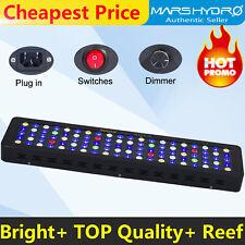 300W LED Aquarium Light Full Spectrum Bright Lighting Coral Reef FishTank Marine