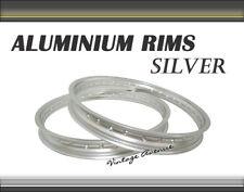 [VA] HONDA XR400R 1996-2004 ALUMINIUM (SILVER) WHEEL RIM - FRONT-36H + REAR-32H