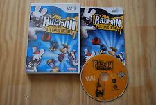 RAYMAN CONTRE LES LAPINS CRETINS pour Nintendo Wii