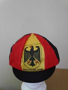 CAP BALLONCAP WM FIFA DFB BRD schon älter WELTMEISTER NEU ungetragen