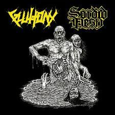 Gluttony/sordid chirurgico Flesh-Split CD