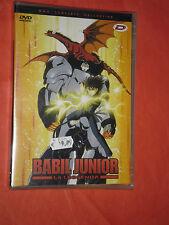 BABIL JUNIOR- la leggenda- CON 4 FILM- DVD - animazione-da collezione-sigillato