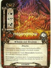 Lord of the Rings LCG - 1x Smaug the Golden #040 - on the Doorstep