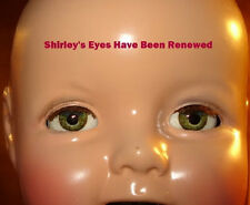 """Doll Doctor Renew Your Composition Shirley Temple Doll Crystallized Eyes 13-27"""""""