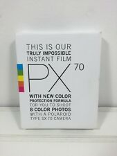 The Impossible Project PX 70 Color Protection Film for SX-70 Cameras Exp 09/12