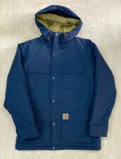 Manteaux, vestes et gilet bleu Carhartt pour homme
