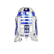 49*62cm Star wars Life Size r2d2 droid Children's Party Foils Airwalker VJ