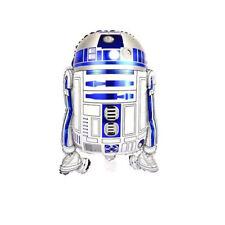 49*62cm Star wars Life Size r2d2 droid Children's Party Foil Airwalker BalloonKQ